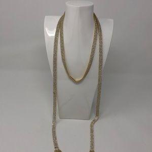 Kendra Scott Rhinestone Wrap Necklace